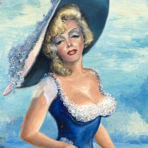 Marilyn Monroe, Ms. L.A. Press Club Contest, 1966