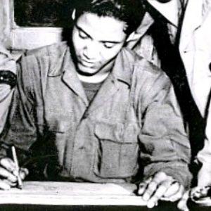 Artist, Delta Stage WWII Army Newspaper, 1945