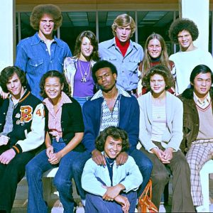 Beverly Hills High School Days 1974-1975